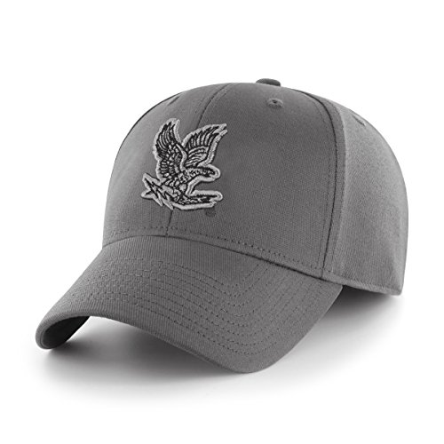 NCAA Comer OTS Center Stretch Fit Hat, Unisex - Erwachsene, NCAA Comer OTS Center Stretch Fit Hat, anthrazit, Large/X-Large -