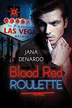 Blood Red Roulette by [Denardo, Jana]