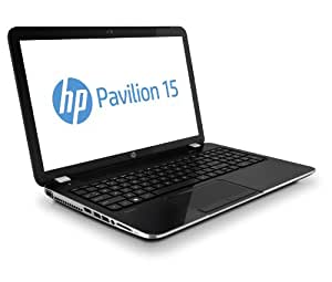 """HP 15-e032sf Ordinateur Portable 15.6 """" 750 Go Windows 8 Noir, Argent"""