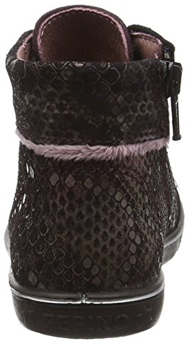 Ricosta Chilbie, Bottes Classiques fille Violet - Purple (Rinde/Beere 387)