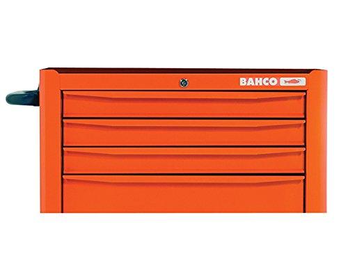 Bahco Werkstattwagen in Orange