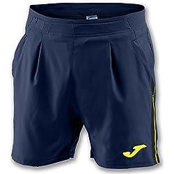 Joma Granada Pantalones Cortos, Hombre, Azul, L