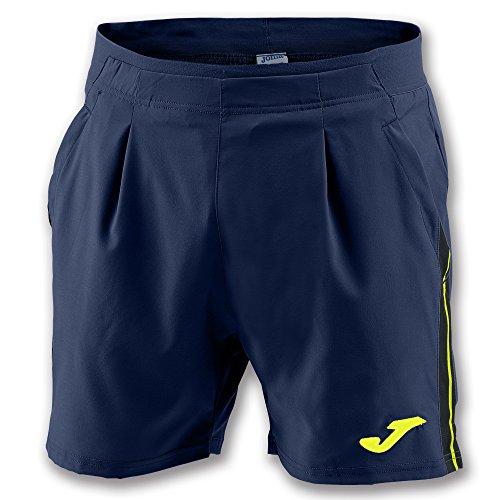 Joma - pantaloni corti da uomo, mod. granada, uomo, granada, blu, 4xs-3xs
