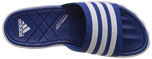 adidas Herren Adipure Cf Zehentrenner Azul / Blanco (Eqtazu / Ftwbla / Eqtazu)