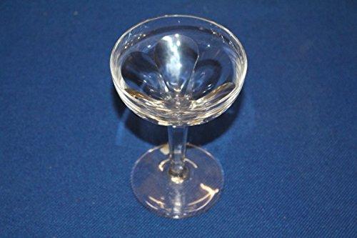 vintage13.de WMF Glas Weinglas Weinkelch Geschliffen Cristal Cabinet 10 x 14 cm