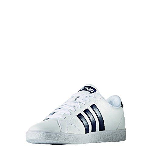 adidas Herren Baseline Turnschuhe, Varios Colores (Blanco (Ftwbla / Maruni / Ftwbla)), 42 EU