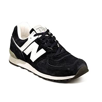 New balance - M576 : /Nubuck//Gomme - Taille 46/ - Couleur Bleu
