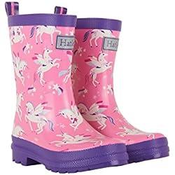 Hatley Printed Rain Boots - Botas de Agua de Trabajo de Caucho Chica 20