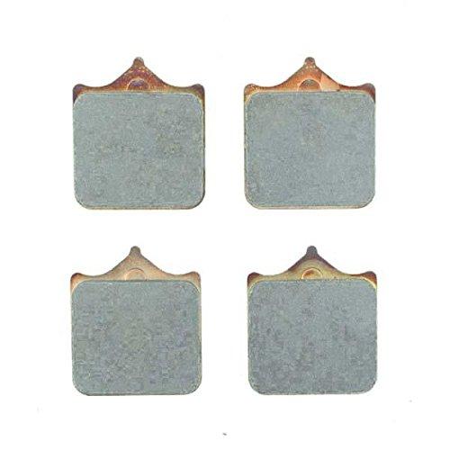 MGEAR Bremsbeläge 30-183-S, Einbauposition:Vorderachse links, Marke:für HUSQVARNA, Baujahr:2012, CCM:511, Fahrzeugtyp:Dirtbike, Modell:SMR 511 i.e