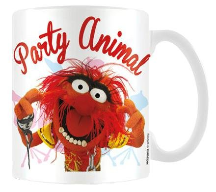 Die Muppets Party Animal Tasse Standard (Animal Muppets-party)