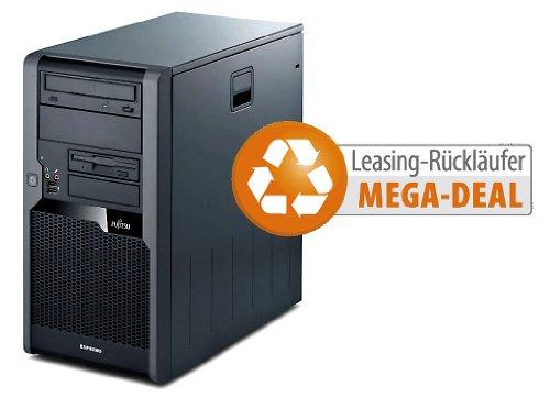 Fujitsu Esprimo P5730, 4x 2,6 GHz, 4GB, 160GB, DVD-RW, Win 7 (refurb.)