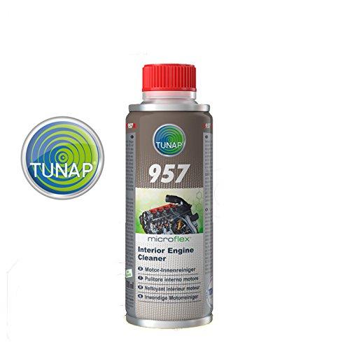TUNAP Additivo Olio Pulizia Motore 957 depuratore pulitore detergente Interno Olio Moto