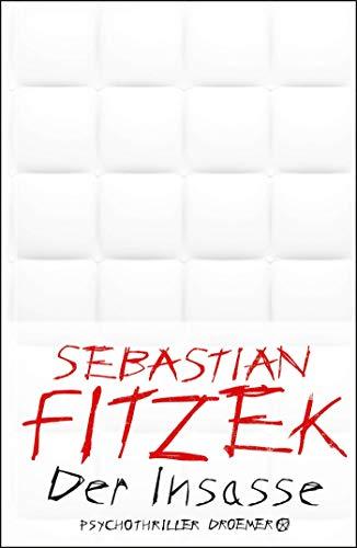 Buchcover Der Insasse: Psychothriller