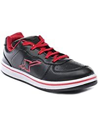 Sparx Men Black & Red Casual Shoes (SM-212)