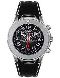 TechnoMarine Reloj de hombre cuarzo correa de goma caja de acero TMM02 eaf35273dd80