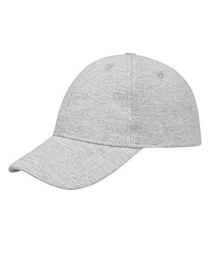 Döll Unisex Mütze Baseballmütze 1817200802, Grau (Light Gray Melange 8100), 51