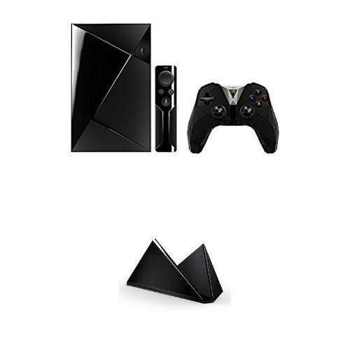 Nvidia Shield TV Pro Media Streaming Player + Nvidia Shield TV Pro Stand