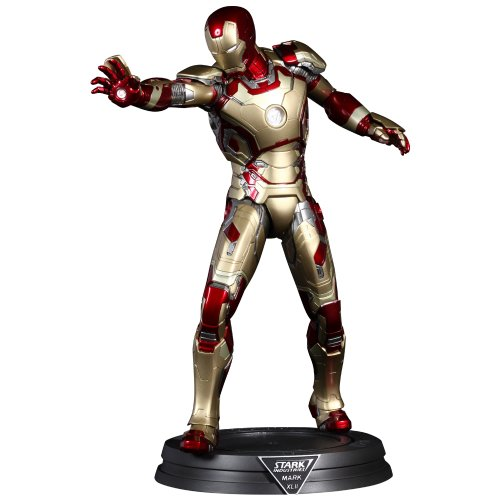 n 3 : Iron Man Mark 42 (Plastic Figure) ()
