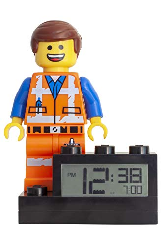 LEGO BUDZIK Emmet Movie 2