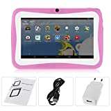 KNOSSOS 7' Kids Tablet PC 1.5GHZ Quad Core 8GB WiFi Android Tablet 1024x600 Screen