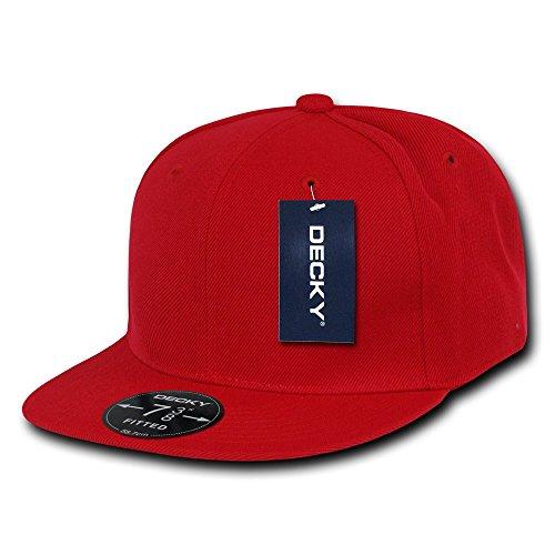 Decky Retro Spannbettlaken Kappen Head Wear, Herren, rot, Size 27 Preisvergleich
