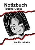 Notizbuch Taucher Jesse