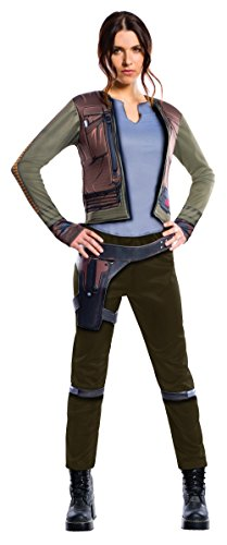 Rogue One: A Star Wars Story Jyn Erso Deluxe Adult Costume Medium (Female Super Hero Kostüm)