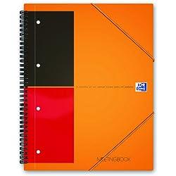 Oxford Meetingbook International - Cuaderno, A rayas , A5, 80 hojas