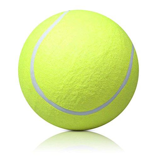 Pelota de tenis gigante de 24 cm para mascotas