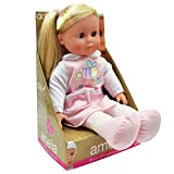 Dolls World 8815 Puppe, rosa - Soft pink
