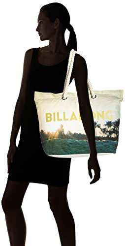 G.S.M. Europe – Billabong – Borsa Essential Bag da donna, Donna, Tasche ESSENTIAL BAG, Black Sands, 51 x 14.5 x 43 cm, 26 Liter Cool wip