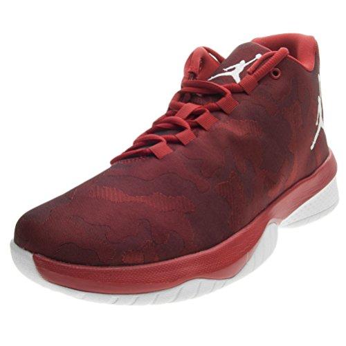 Nike Jordan B Fly, Scarpe da Basket Uomo Rosso (Univ Red/White)