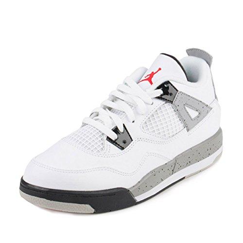 Nike Bambino Jordan 4 Retro Bp scarpe sportive multicolore Size: 32