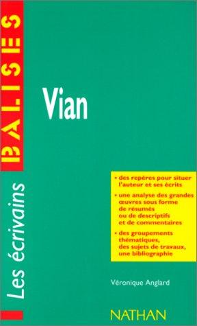Balises Auteurs: Vian par Véronique Anglard
