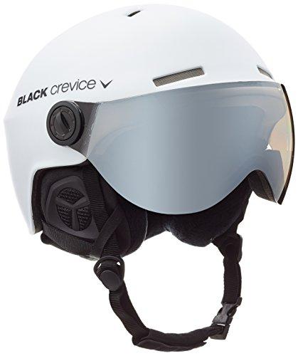 Black Crevice Erwachsene Skihelm Gstaad, weiß, 58-61 cm, BCR143921-WB-2
