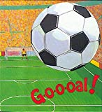 Fußball (GOAL) - eine spannende Geschichte mit dem Namen des bzw. IHRES Kindes und den Namen von bis zu 4 weiteren Personen + Mannschaften + Spieler als handelnde Personen im laufenden Text - personalisiert (spezielle Anfertigung für den Kunden)