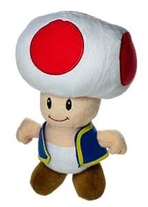 """Nintendo Super Mario """"Toad"""" 20cm Plüschfigur"""