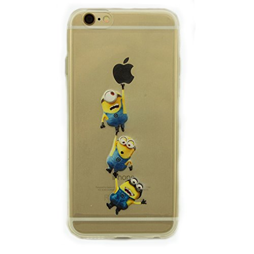 MEILISHO® Fashion Iphone 6/6S (4.7 inches) TPU Funda Dura Bumper Case Cover Carcasa Para iPhone 6/6S (Style 12)