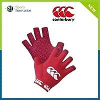 Canterbury Pro Grip Mitt - RED/SCARLET
