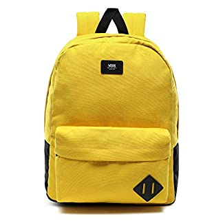 412A6HYsH L. SS324  - Vans Old SKOOL III Backpack Mochila Tipo Casual 42 Centimeters 22 Amarillo (Sulphur)