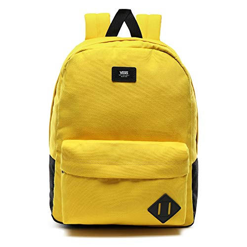 Vans OLD SKOOL III BACKPACK Zaino Casual 42 Centimeters 22 Giallo (Sulphur)