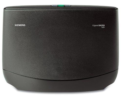 Siemens Gigaset SX255isdn espresso (Mens Tee Kopfhörer)