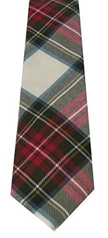 Lochcarron of Scotland Stewart Dress Weathered Tartan Tie