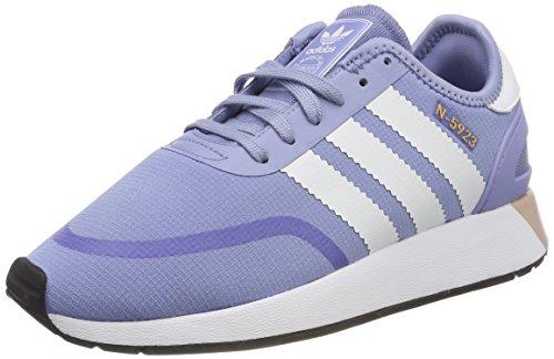 adidas Damen Iniki Runner CLS Fitnessschuhe, Blau (Azutiz Ftwbla 000), 39 13 EU