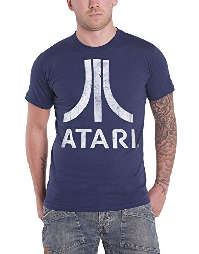 Atari T Shirt Classic Logo