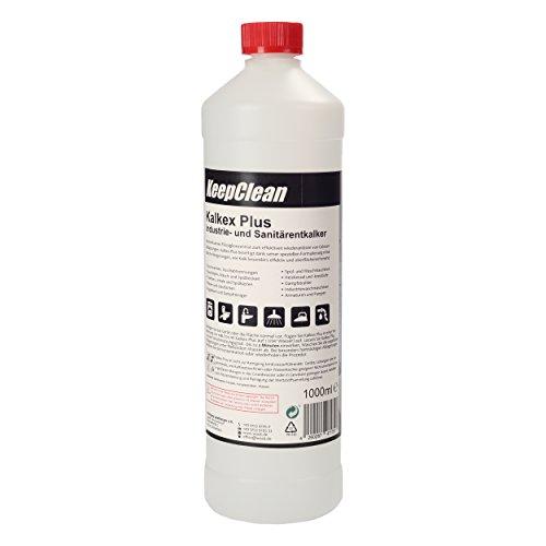 KeepClean Kalkex Plus - Antical para industria y sanitarios - 1000 ml