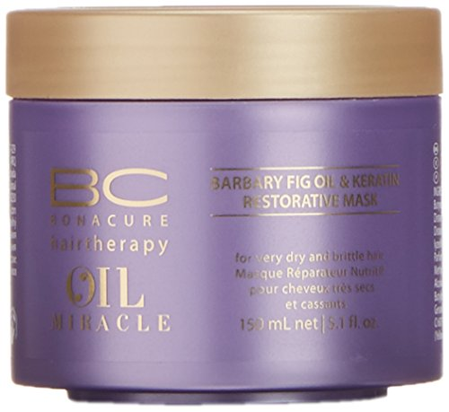 Schwarzkopf Masque BC Oil Miracle à l'huile de figue de barbary contenance : 150 ml