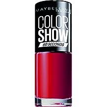 Maybelline Color Show Esmalte de Uñas, Tono: Color Show 043 Red Apple