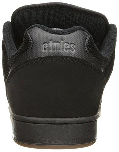 Etnies - Swivel, Pantofole Uomo Rosso (Schwarz)