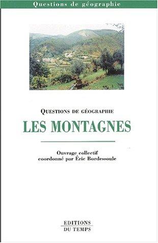Les Montagnes par Collectif